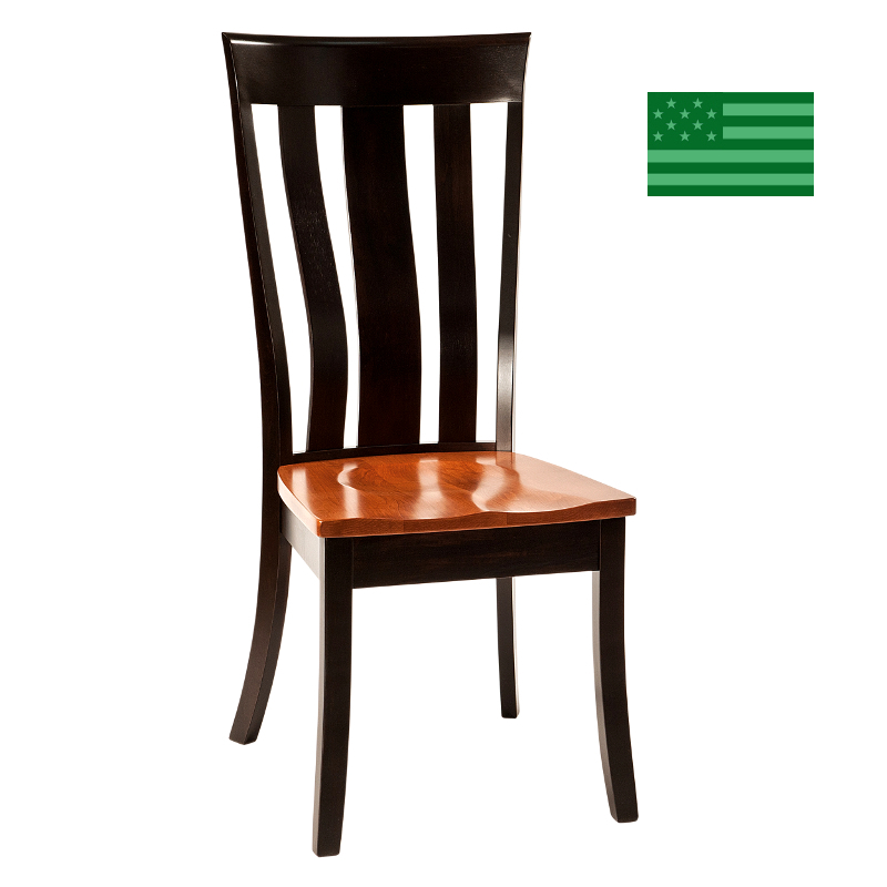 dining chairs made in america